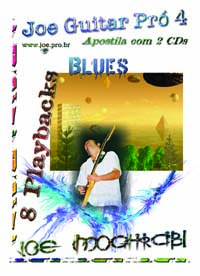 Joe Guitar Pro 04 - Acompanha 2 CDS 8 Playbacks